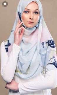 Tudung people limited edition
