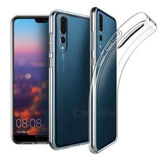 Huawei P20 Pro Ultra Thin Full Protection Clear Casing