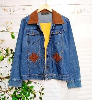 Denim jacket XL