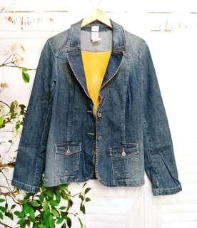 Calvin Klein Denim Blazer / Jacket