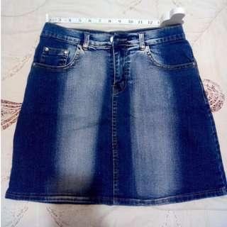 Branded Maong Skirt