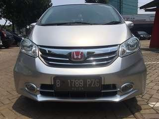 Honda Freed Psd AC Double Blower 2013 Silver