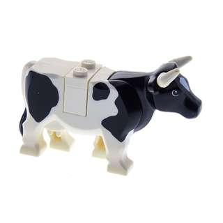 [Want To Buy] Lego White Cow Black Spot