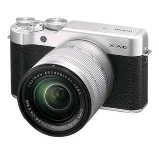 Kamera FUJIFILM X-A10 Kredit proses ditoko