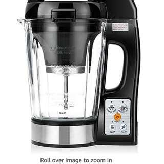 Automatic Soup Maker Machine, CookJoy Electric Soup Making Blender
