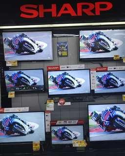 TV LED Bisa Dicicl Tanpa Kartu Kredit Proses Cukup 3 Menit.