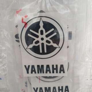 Sticker Decal Yamaha
