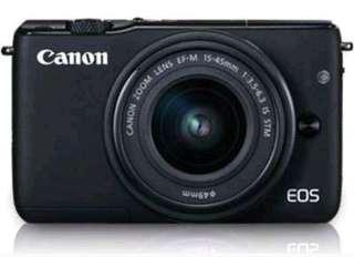 Kamera CANON EOS M-10 kredit proses ditoko