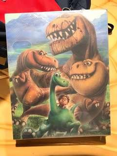good dinosaur相簿 200個袋 兒童相簿 畢業相簿 結婚相簿