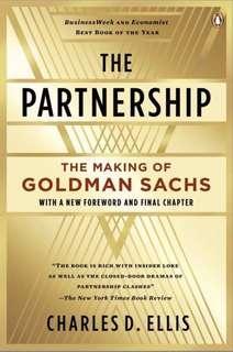 🚚 The making of Goldman Sachs