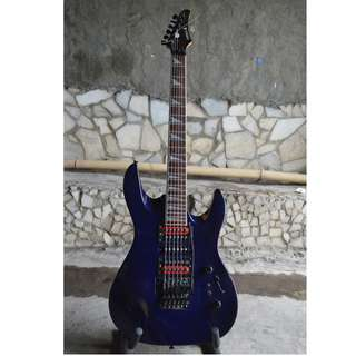 samick floyd rose electric guitar not ibanez jackson dean esp ltd aria
