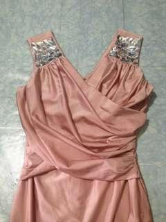 DRESS PINK MUTIARA