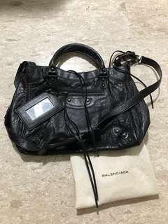 Authentic Balenciaga Classic Velo Handbag