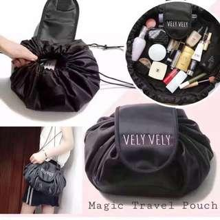 Magic Makeup Travel Pouch | Perfect For Cosmetics