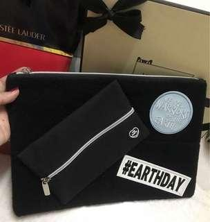 Innisfree large clutch/ pouch