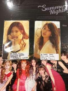 (WTS) TWICE First Love Season Greetings Photocards