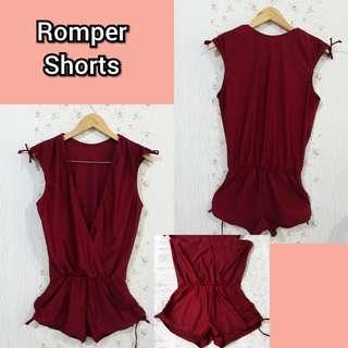 ROMPER SHORTS