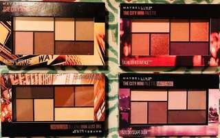 "‼️Maybelline NY, the city""MINI""pallette, 0.14 Oz‼️"