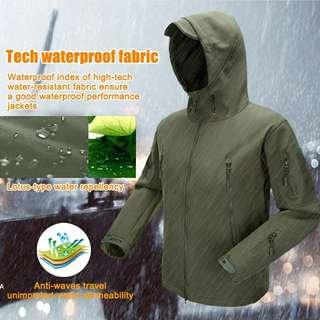 Military Tactical Outdoor Jacket