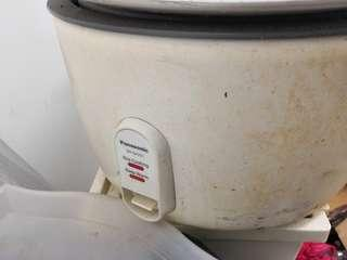 Rice Cooker 7.2 litre