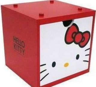 三麗鷗KT&美樂蒂疊疊積木盒