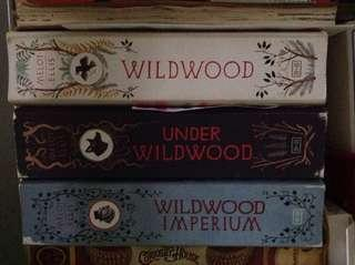 Wildwood Trilogy by Colin Meloy