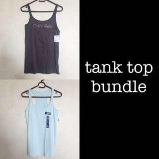 branded tank top bundle
