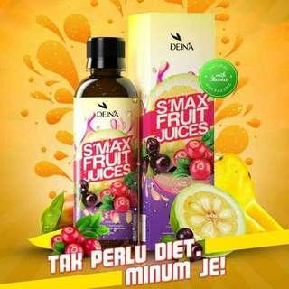 🍊🍋DEINA S'MAX FRUIT JUICES 🍊🍋