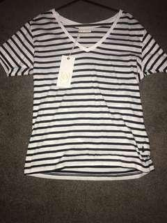 striped tshirt from glue store