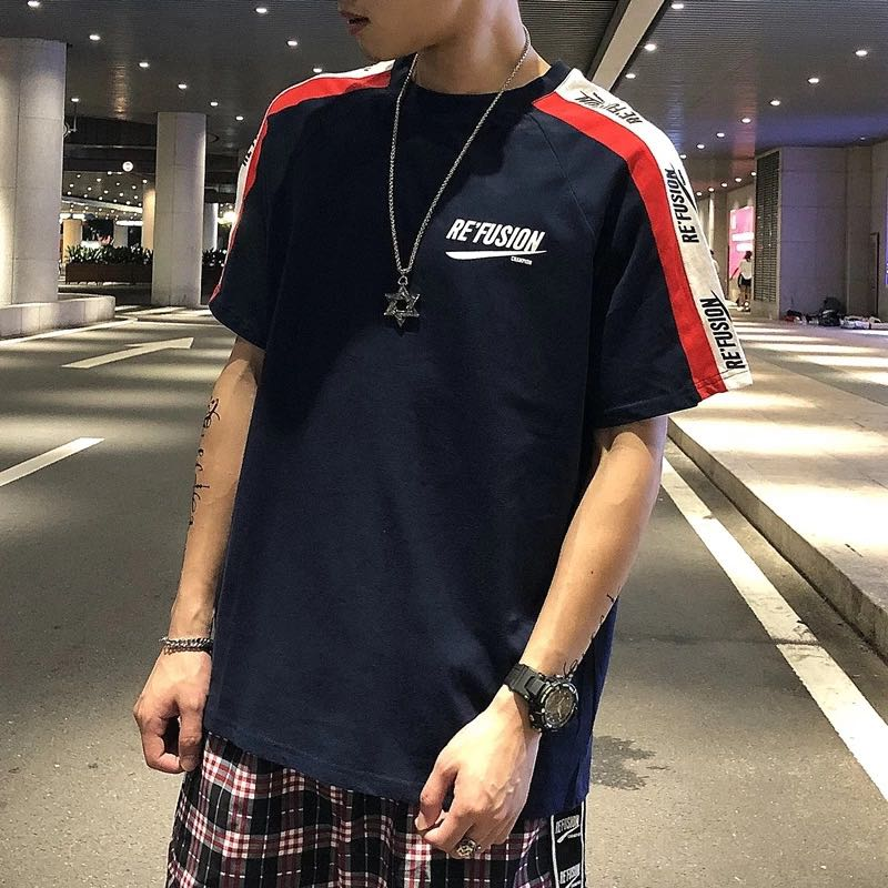 100c6216ed15 1597 Refusion t-shirt, Men's Fashion, Clothes, Tops on Carousell