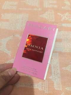 Omnia pink sapphire parfume edt