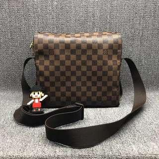 💯% Authentic LV Glio Man Bag