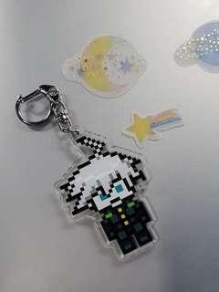 Danganronpa Ki-bo Acrylic Keychain
