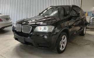 X3 BMW 2011年 3.0 一手車