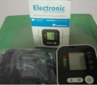 Szkia Digital Blood Pressure Monitor With Large Armcuff, etc.