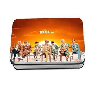 BTS 【IDOL】Lomo Card防弹少年团 bts IDOL
