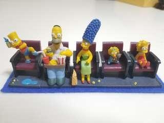 Homer Simpson 阿森一族大電影 扭蛋公仔