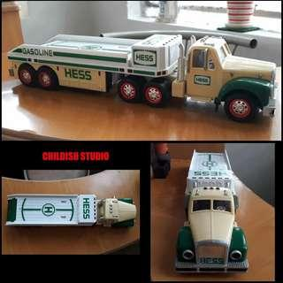 Rare & Near Vintage HESS (TOY TRUCK) From Hess Oil & Gas Corporation.