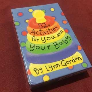52 Activities for You and Your Baby