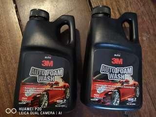 Auto Foam Wash
