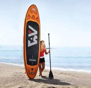 Inflatable stand up paddle board SUP 直立板