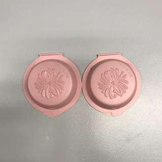 PAUL&JOE柔光素肌定妝粉餅(1色)1g x2