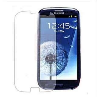 Anti Gores Screenshield untuk Samsung S3 I9300