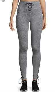 (Reduced) Electric yoga leggings high waisted Size S (like lululemon alo)
