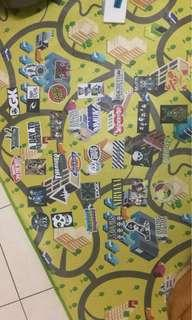 Stickers for sell ( All-out )