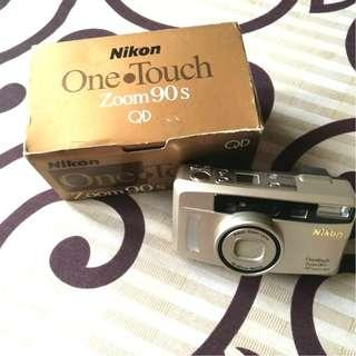NIKON ONE TOUCH ZOOM 90 S AF-QD
