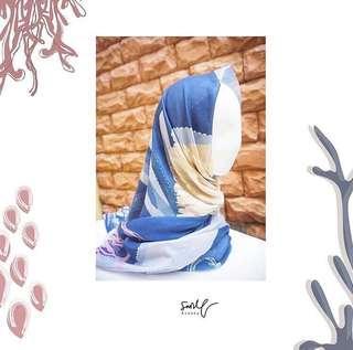 Premium Voal Hijab by SANY ELSANY