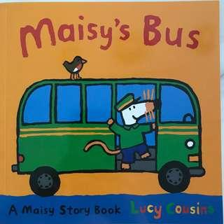 🚚 Maisy's Bus (incl local postage)
