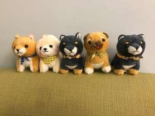 Amuse 柴犬 $90/2