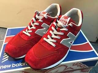 New Balance 996 日本購入紅色特別版 98%新
